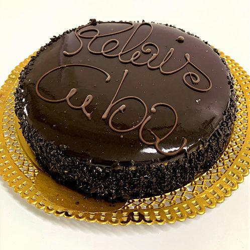 Torta Cioccolato Relais Cuba