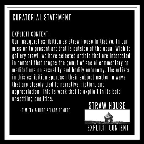 Curatorial Statement
