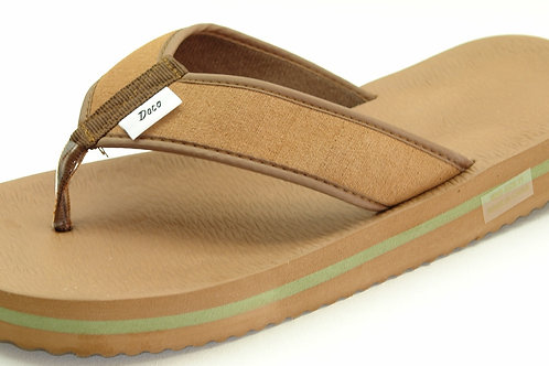 OUT OF STOCK Mens BROWN Daco Neo-Rubber Footforms