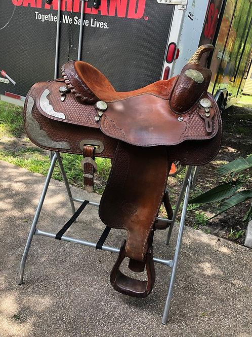 "15.5"" Billy Cook Pleasure Saddle"