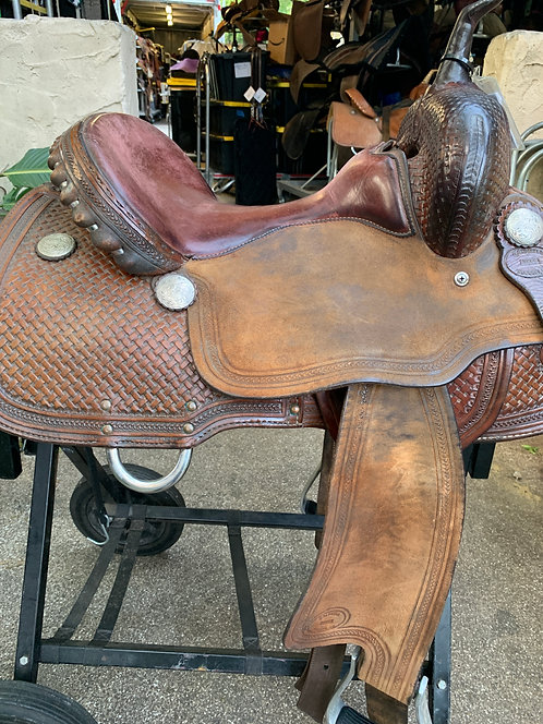 "14"" Caldwell Barrel Saddle"
