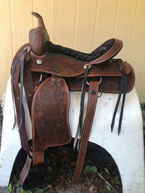 "16"" Trail Saddle"