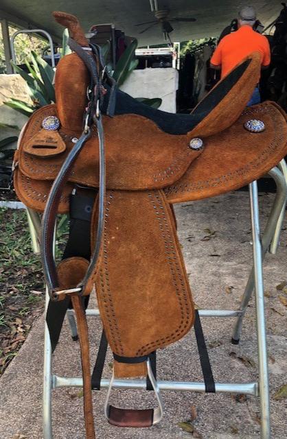 "13.5"" Sevens Saddle"