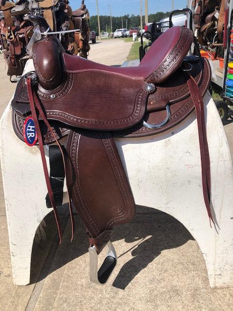 "16"" HR Trail Saddle"