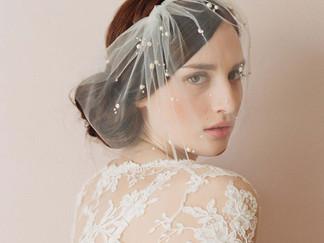 ¿Cómo elegir el velo de novia?