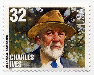 Happy Birthday, Charles Ives!
