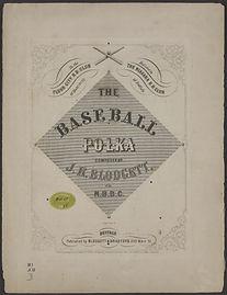 Base Ball Polka