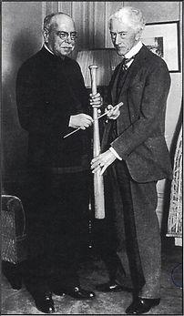Sousa and Judge Landis