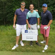 Simia had a great golf outing with CTLA!