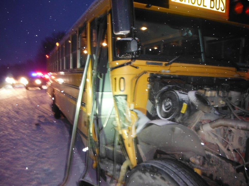 Simia Pre-Settlement Funding bad weather warning bus accident