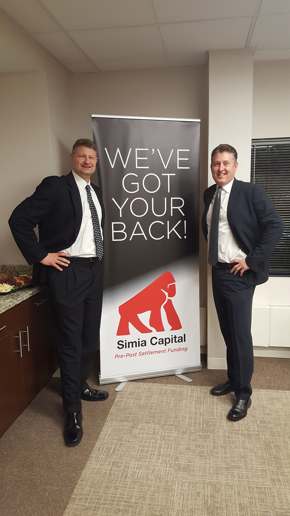At Simia, we really do have your back!