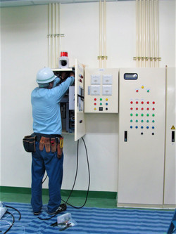 ELECTRICAL SYSTEM INSTALLATION