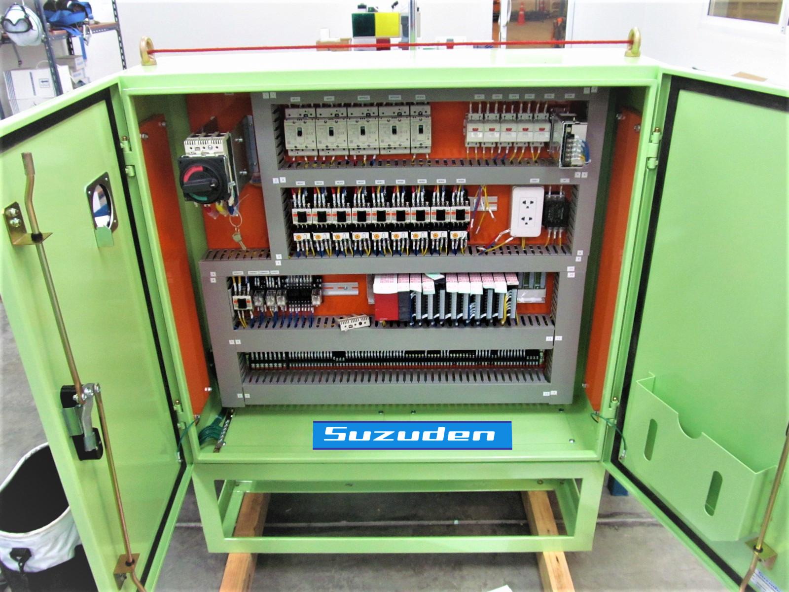 SuzudenTH-ControlPanel