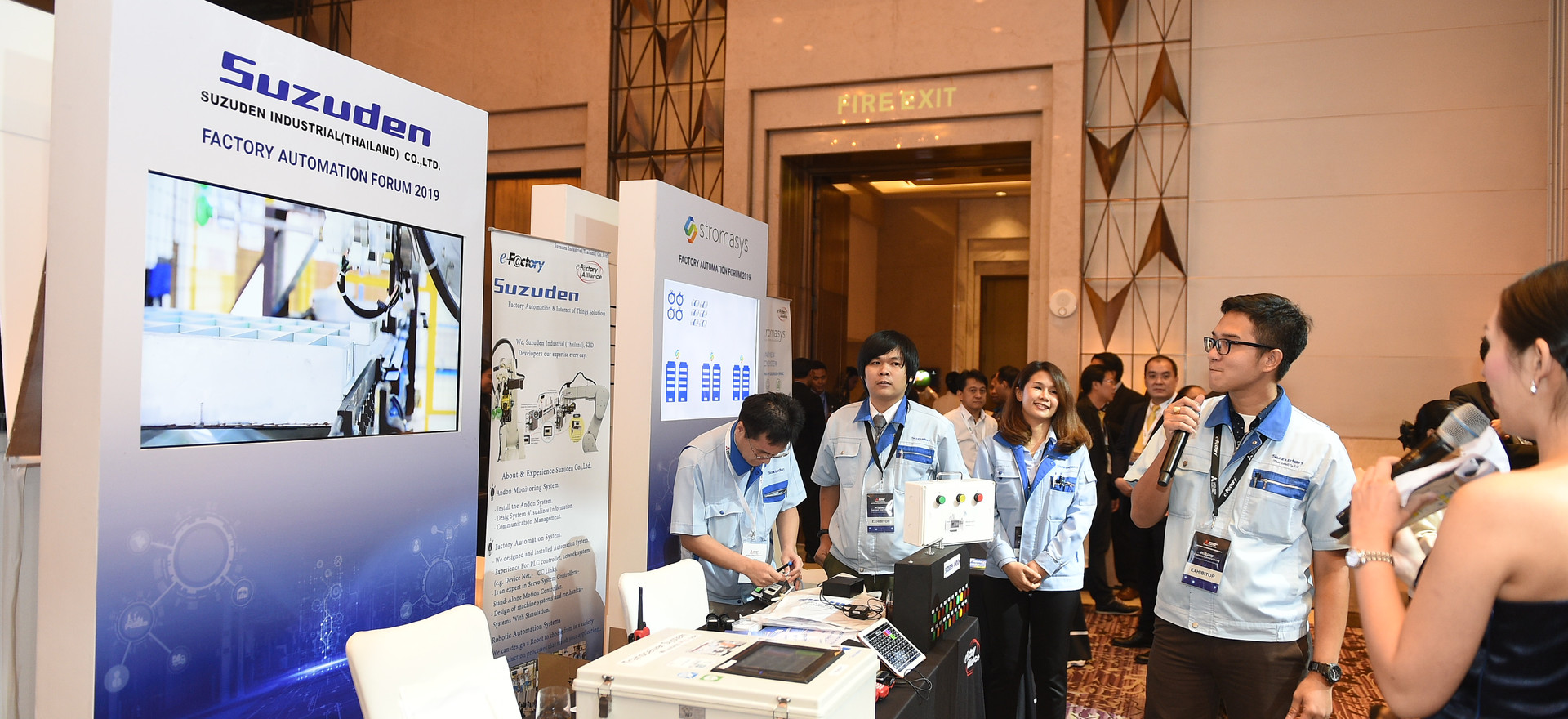 mitsubishi electric factory automation forum 2019