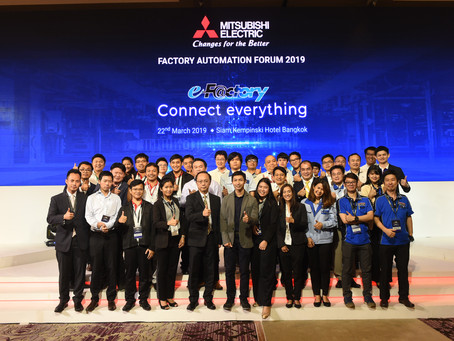 """ FACTORY AUTOMATION FORUM 2019 """