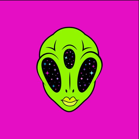 Alien Icon for NIUBOI