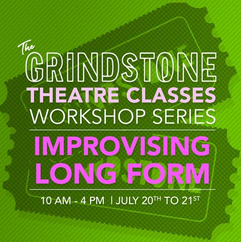 5. Workshop Series - Improvising Long Fo