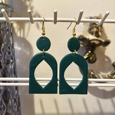 Leaf Portals in Emerald
