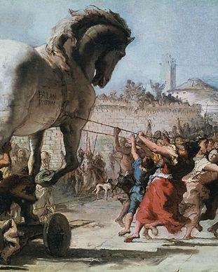 Tiepolo, Giovanni Domenico- The Processi