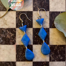 Danglies in Blue