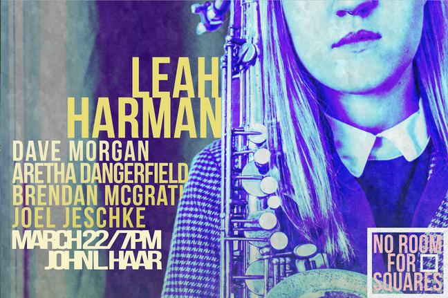 Gig Poster - Leah Harman