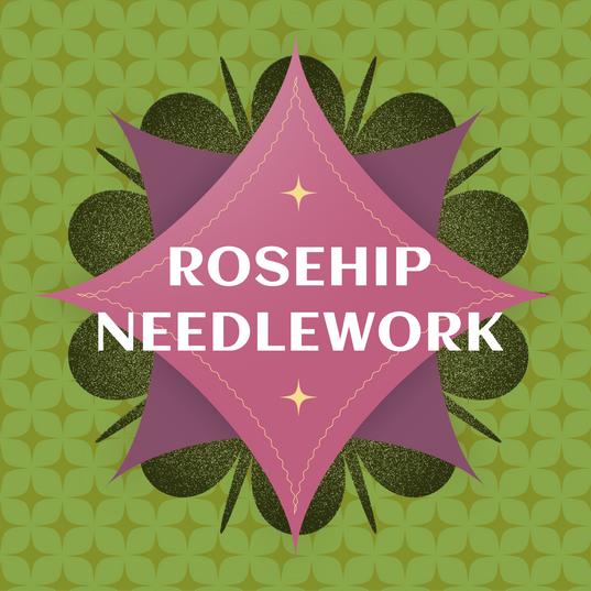 Rosehip Needlework