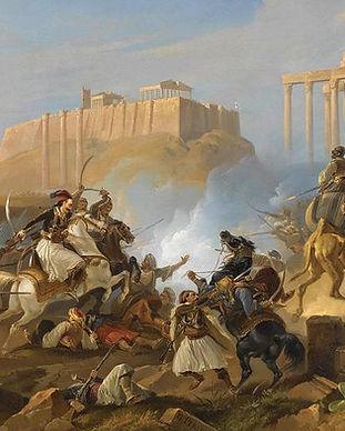 War_ Siege de l_Acropoles By Georg Perlb