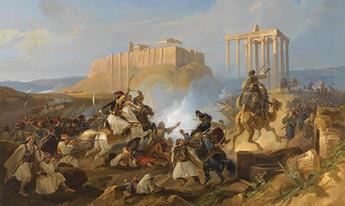 Siege de l'Acropole By Georg Per LB