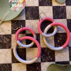 Space Circles in Pink & Plat