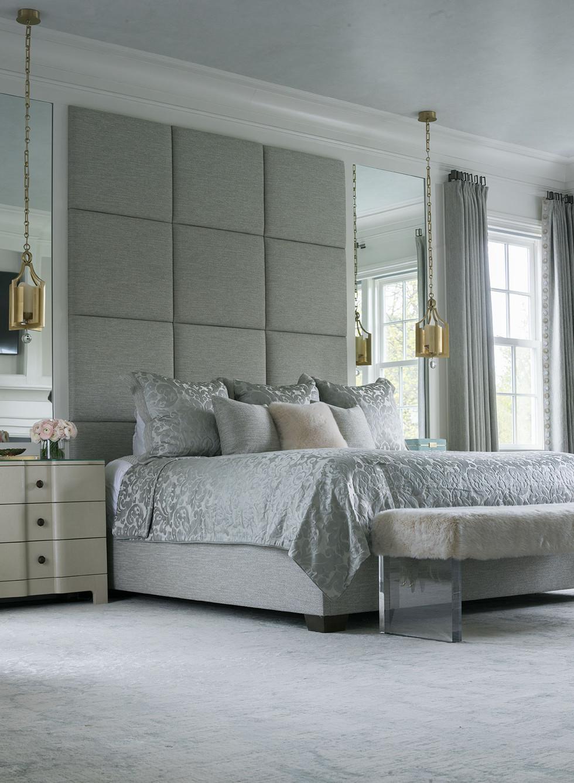 Belle Haven Colonial Master Bedroom