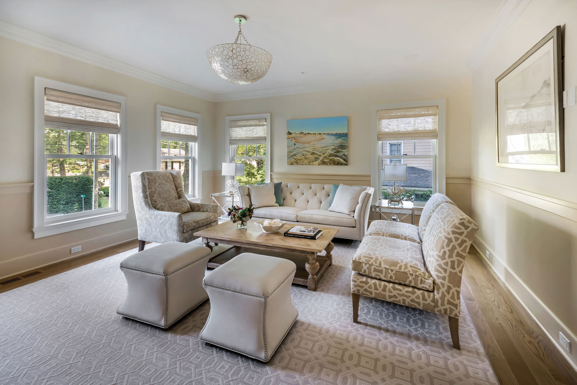 Cos Cob Gem Living Room