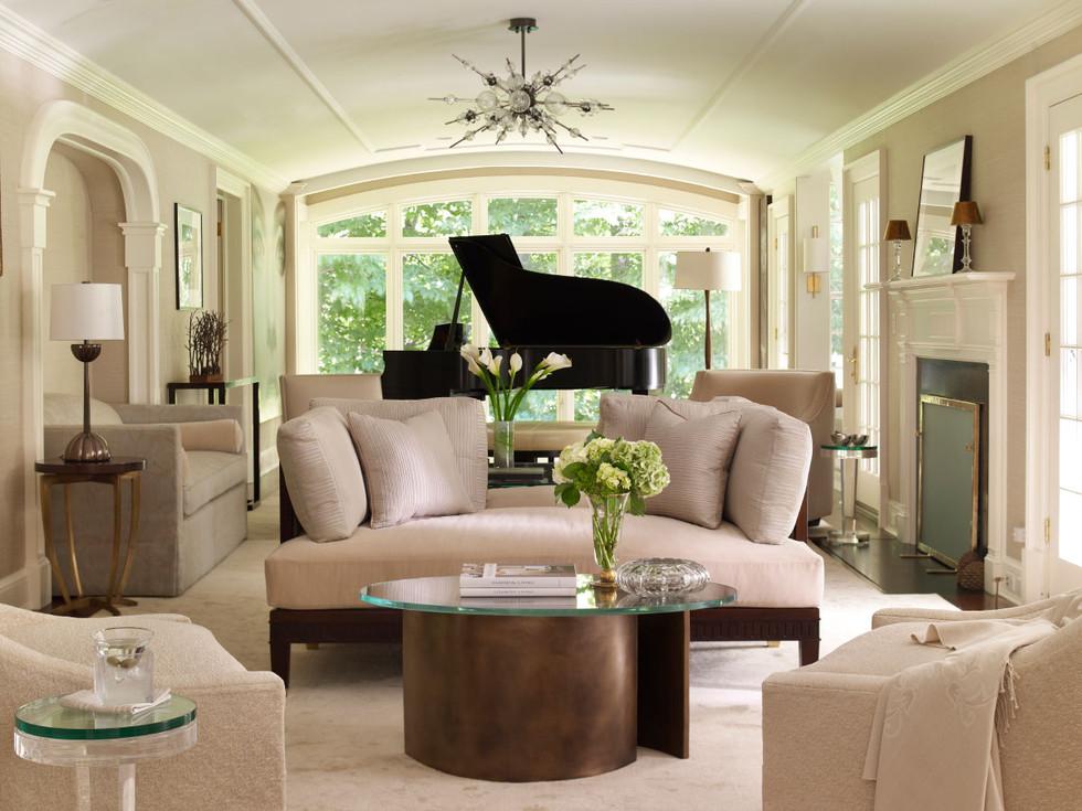 Springbell Farm Living Room