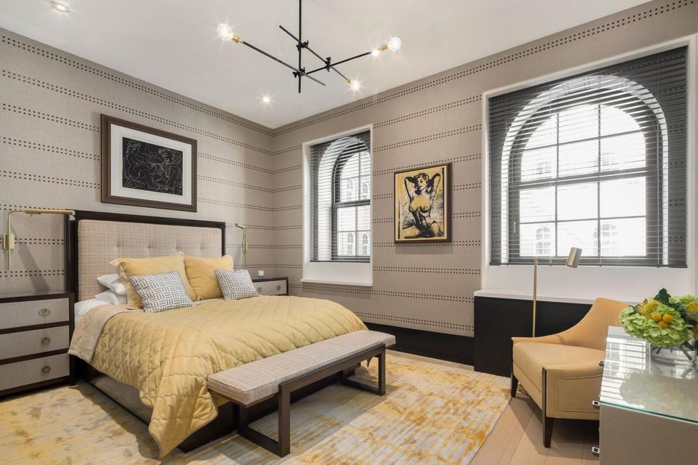 Tribeca Loft Bedroom