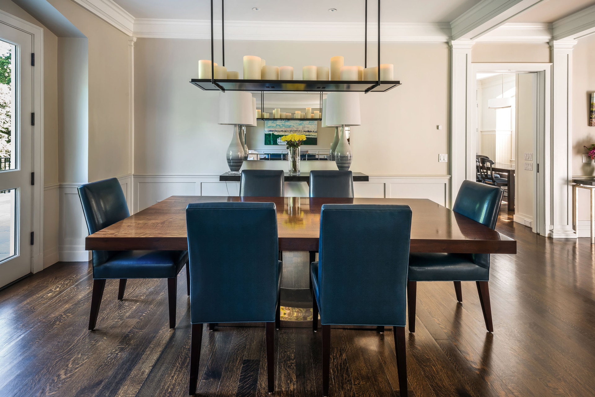 Riverside Colonial Dining Room