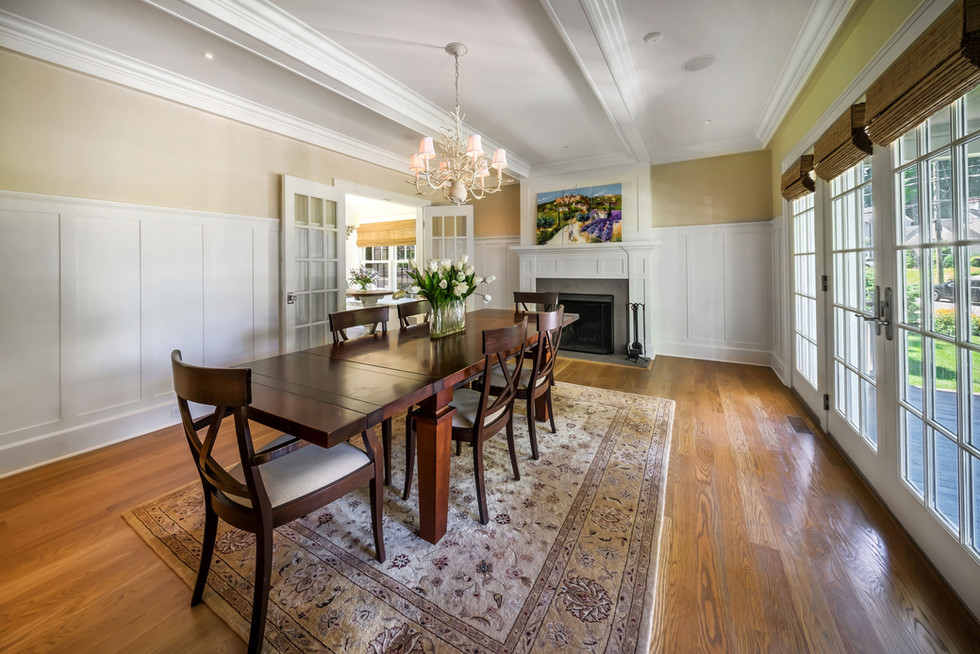 Cos Cob Gem Dining Room