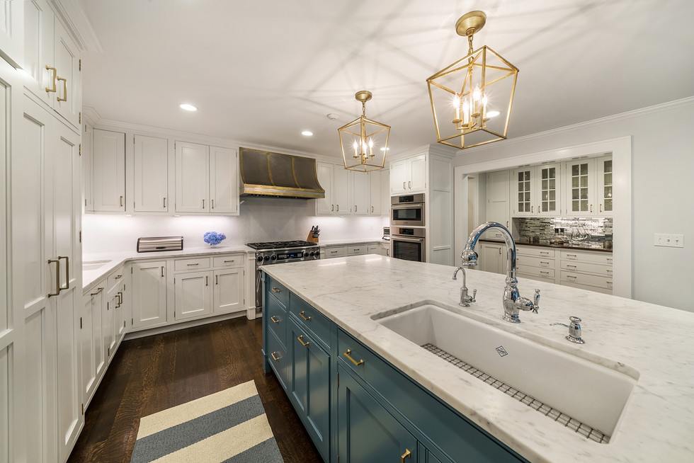 Greenwich Elegance Kitchen