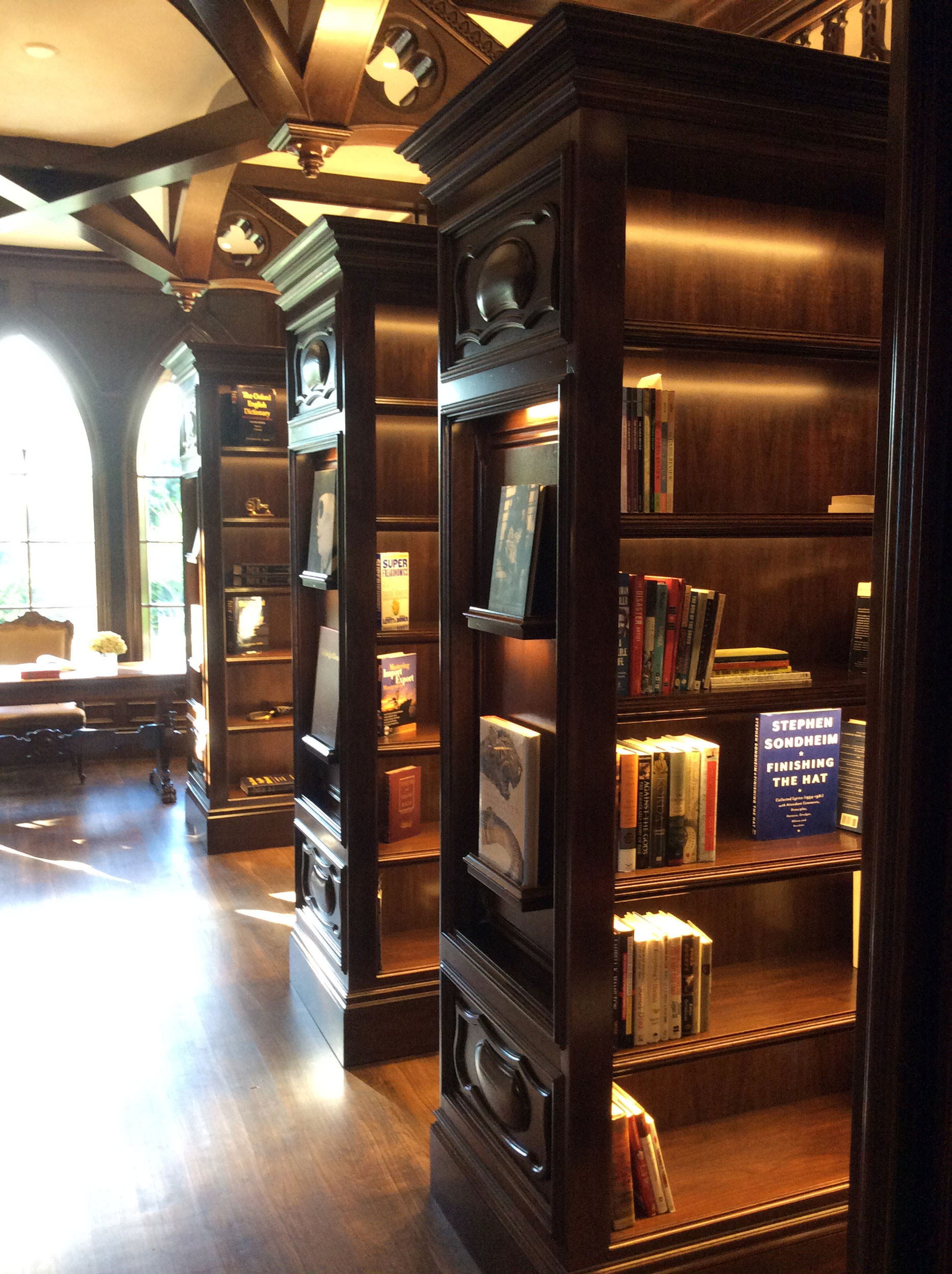 South Palm Beach Estate Library