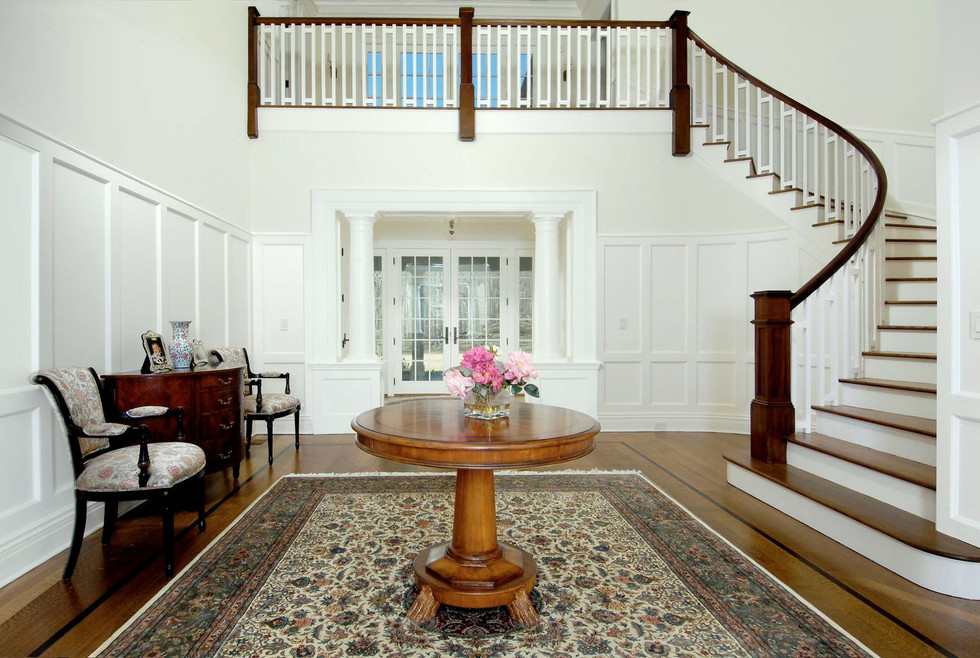 North Greenwich Country Estate Foyer