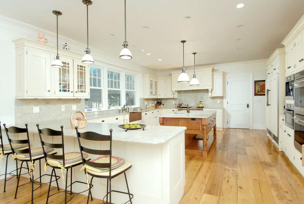 North Greenwich Country Estate Kitchen