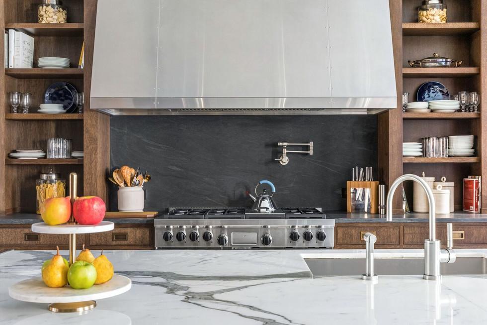 Tribeca Loft Kitchen