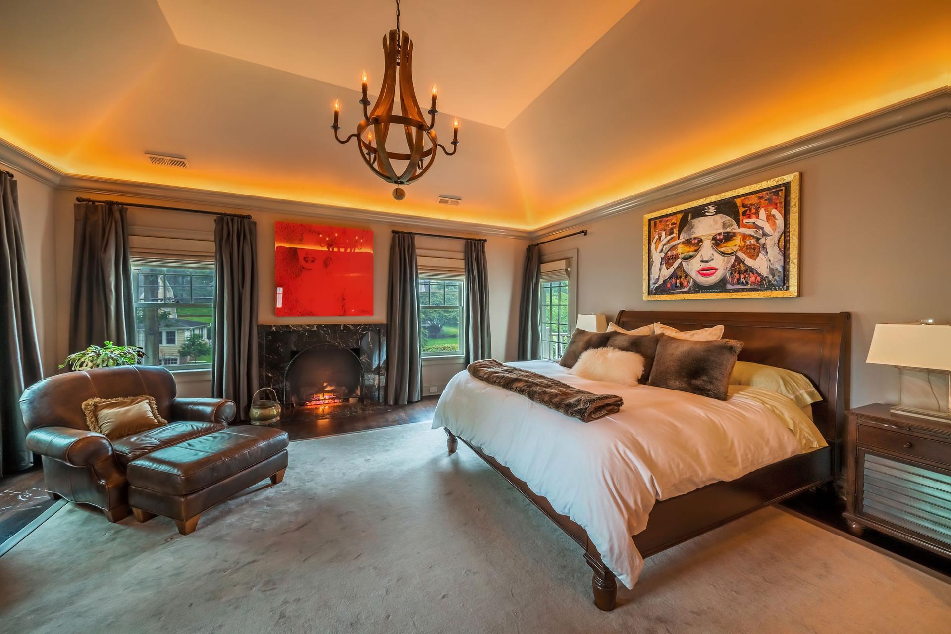Cos Cob Park View Bedroom