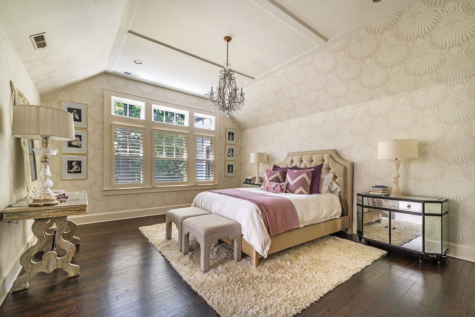 Greenwich Elegance Bedroom