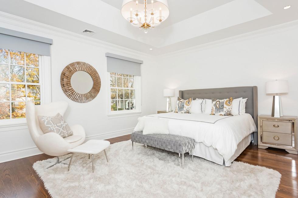Pelham Manor Master Bedroom