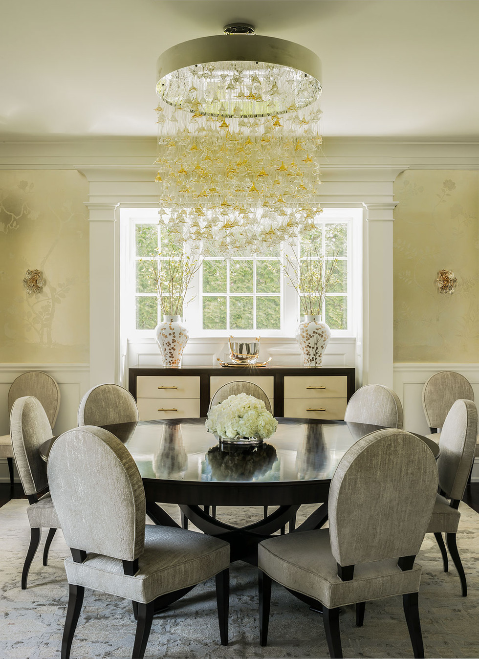 Belle Haven Colonial Dining Room