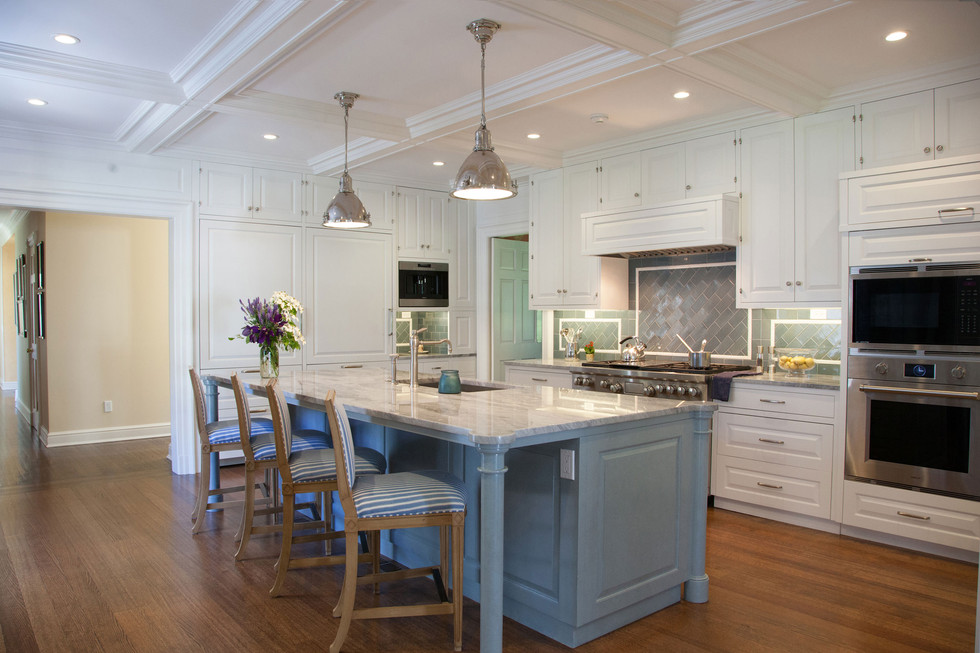 New Canaan Classic Kitchen