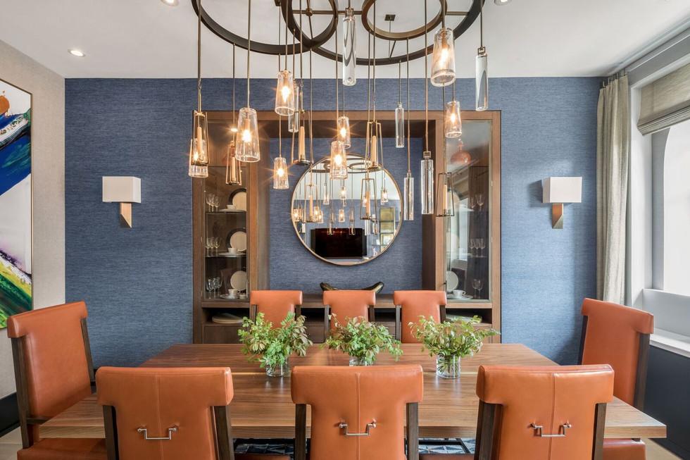 Tribeca Loft Dining Room