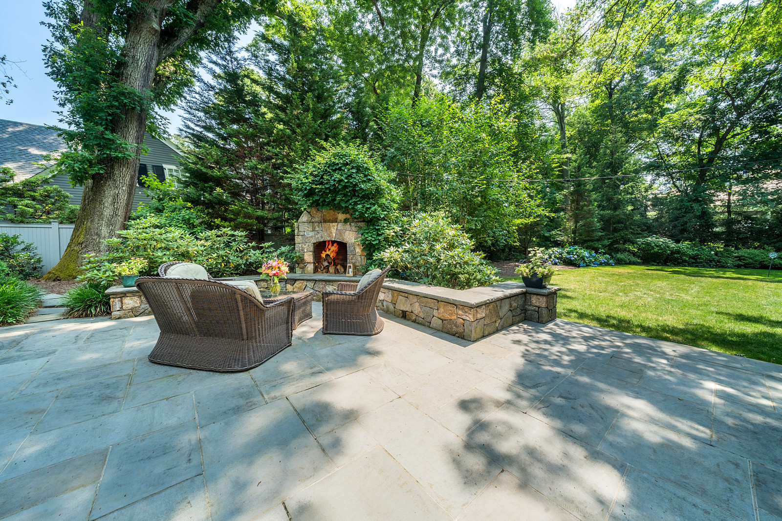 Greenwich Elegance Outdoor Living
