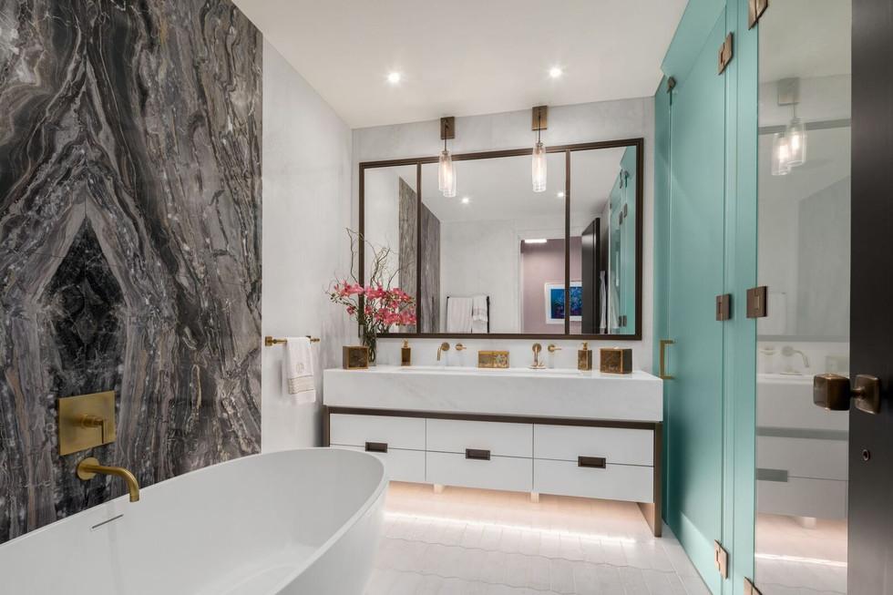 Tribeca Loft Bathroom