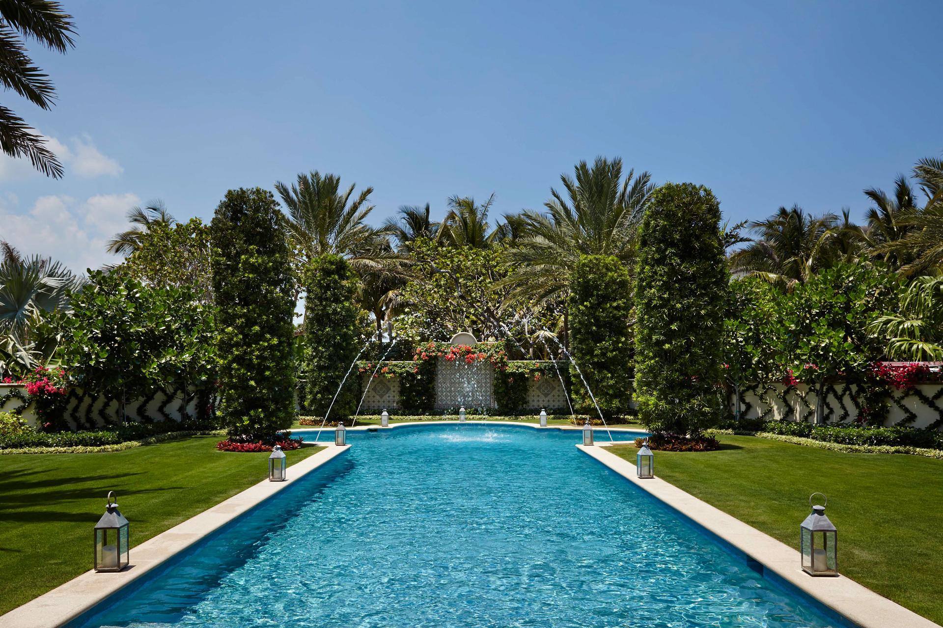 South Palm Beach Estate Pool