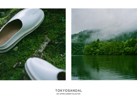 Tokyo Sandal 2021SS